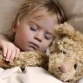 Ребенок с мишкой - Child with a teddy bear