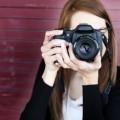 Девушка фотограф - Girl photographer
