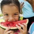 Девочка с арбузом - Girl with watermelon