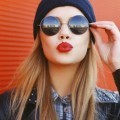 Девушка в очках - Girl in glasses