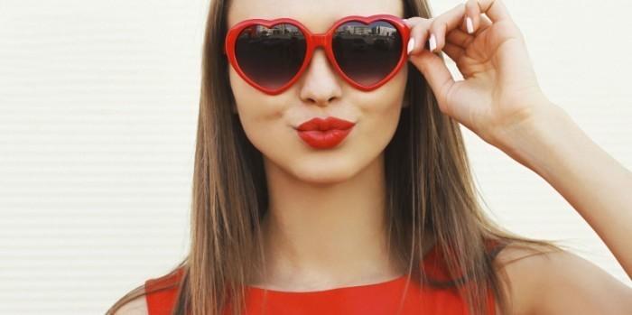 Стильные девушки в очках