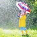 Девочка с зонтиком - Girl with umbrella