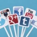 Иконки социальных сетей - Icons social networks