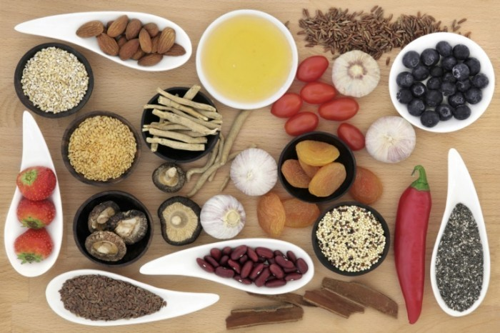 Superfood 700x466 Специи и сухофрукты   Spices and dried fruits