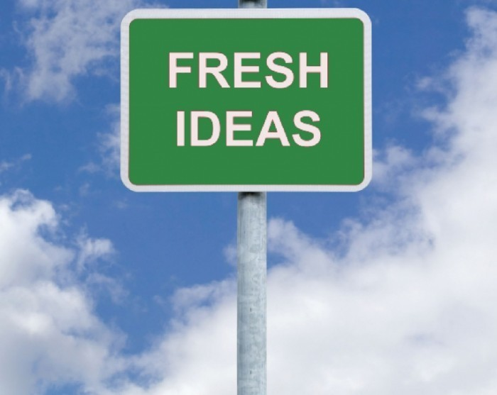 clouds fresh ideas sign  4   istock 700x557 Свежие идеи   Fresh ideas
