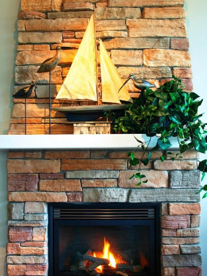 Камин   Fireplace