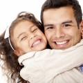 Папа с дочкой - Dad with daughter