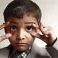 Мимика мальчика - Mimicry boy