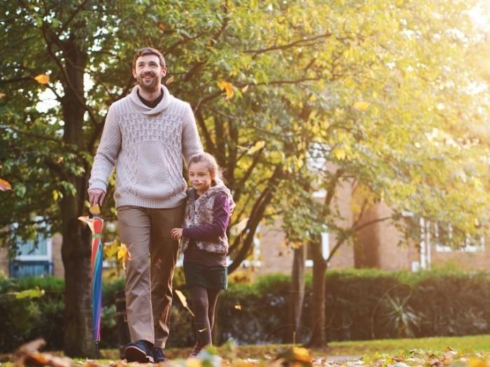 juripozzi 0054 700x524 Папа с дочкой   Dad and daughter