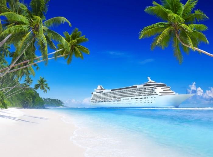 1384901615 istock 000019833667xxlarge 700x516 Берег с пальмами   Beach with palm trees