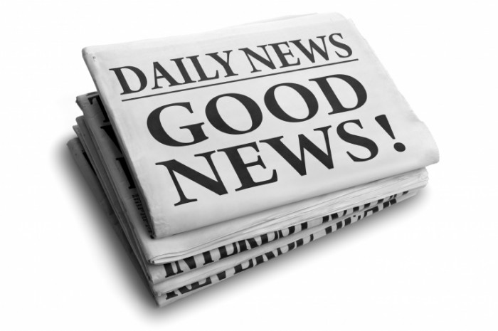 1491 istock 000020948599large bmgi 700x465 Хорошие новости   Good news