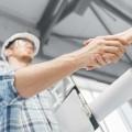 Рукопожатие строителя - Handshake builder