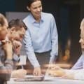 Деловые переговоры - Business meeting