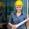 Женщина строитель - Woman builder