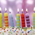 Праздничные свечи - Festive candles