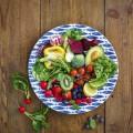 Овощи и фрукты - Vegetables and fruits