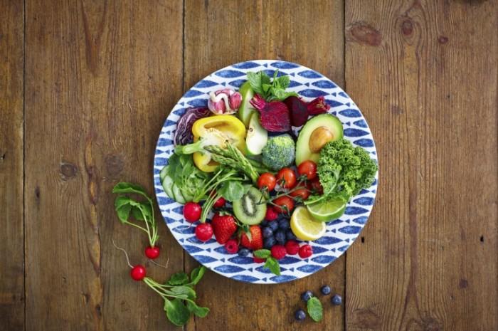 Овощи и фрукты   Vegetables and fruits