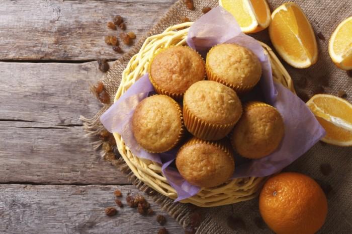 istock orange muffins 700x465 Маффины   Muffins