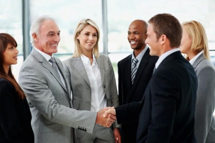 istock 000015475735large 700x465 Бизнес встреча   Business meeting