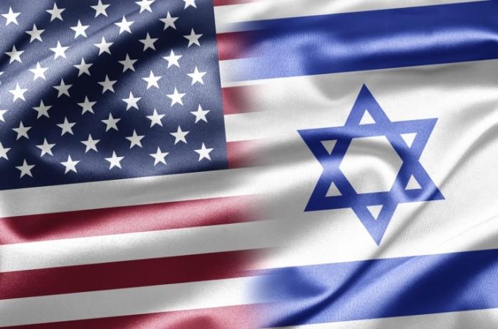 jewmedia 700x463 Американский и израильский флаг   American and Israeli flag