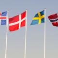Норвежский флаг - Norwegian flag