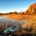 Пейзаж озера - Landscape lake