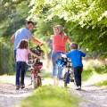 Семья на природе - Family Camping