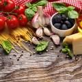 Итальянская еда - Italian food