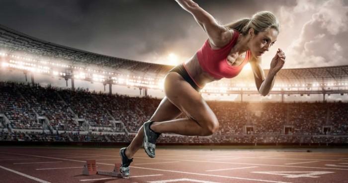 DynamicWomen4 700x369 Спортивная женщина   Sport woman