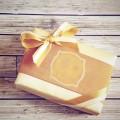 Упакованный подарок - Wrapped gift