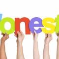 Честность - Honesty