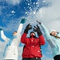 Молодежь со снегом - Youth with snow