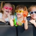 Веселые дети в очках - Funny kids with glasses