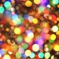 Новогодний боке - Christmas bokeh