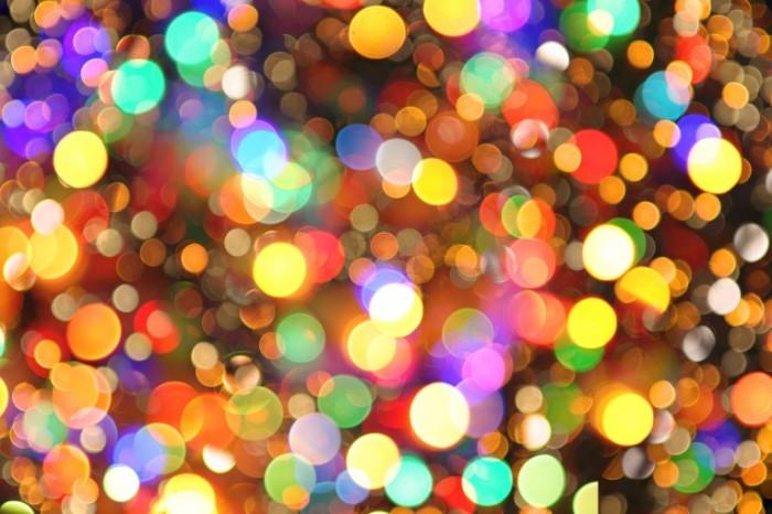 Dollarphotoclub 71950036 700x466 Новогодний боке   Christmas bokeh