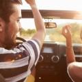 Пара в авто - Couple in car