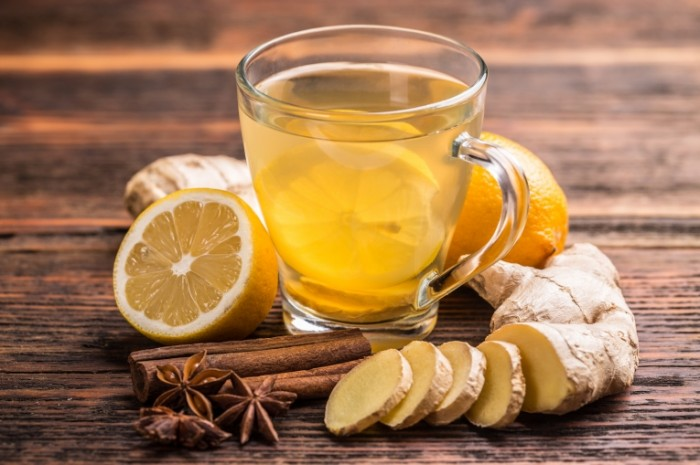 Dollarphotoclub 80005976 700x465 Имбирный чай   Ginger tea