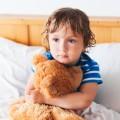 Мальчик с мишкой - Boy with teddy bear