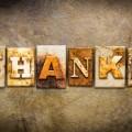 Спасибо - Thanks