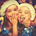 Девочки в новогодних колпаках - Girls Winter Hat