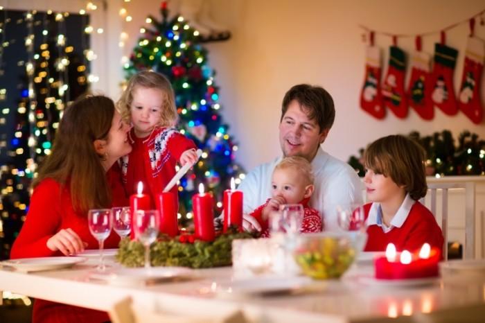 Dollarphotoclub 96334581 700x466 Рождественский ужин   Christmas dinner