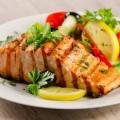 Запеченная рыба - Baked fish