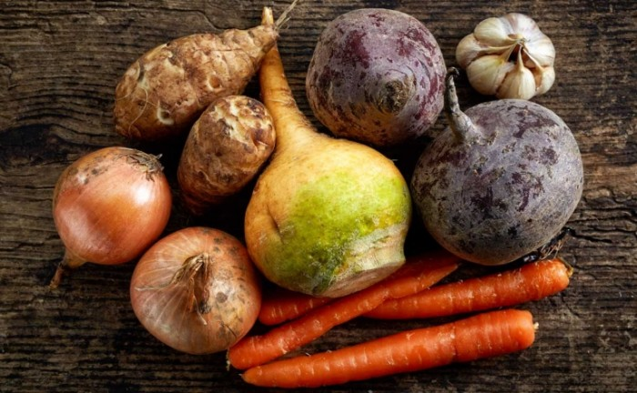 how to store root vegetables 700x432 Овощи   Vegetables