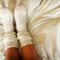Ноги в носках - Legs in socks