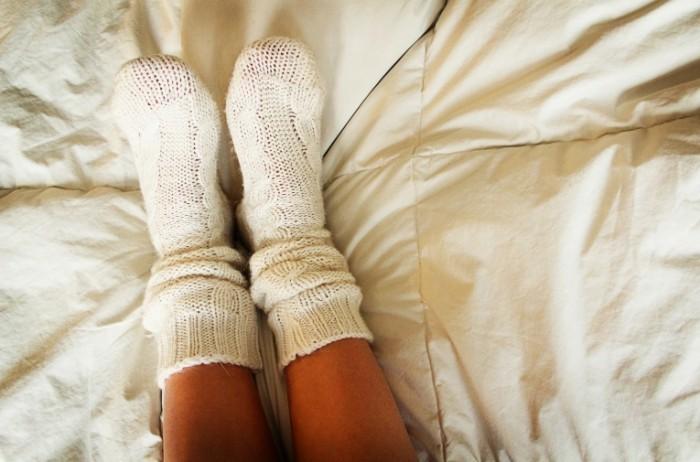 Ножки в носочках фото 129-701