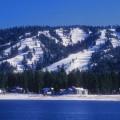 Заснеженные горы - Snow-capped mountains