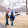Дети в парке - Children in the park
