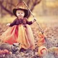 Девочка с тыквами - Girl with pumpkins