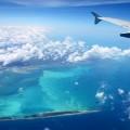 Самолет в небе - Plane in the sky