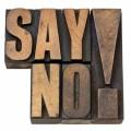 Скажи нет - Say no